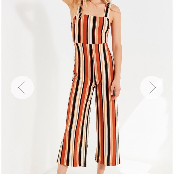 45e2ade8792 NEVER WORN 70 s inspired striped jumpsuit. M 5b942521c61777fc79070589